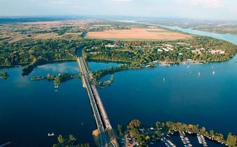 Jezioro Zegrzyńskie – to już pół wieku...