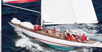 Jachty Niezwykłe: IKRA
