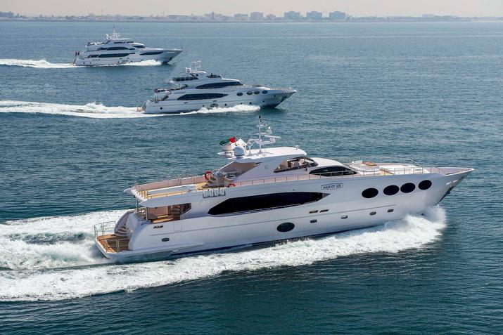 Jachty luksusowe, Gulf Craft
