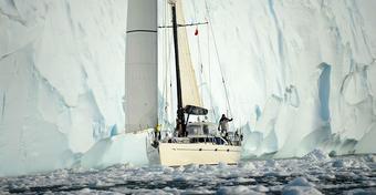 """Wyprawa """"Katharsis II"""" dookoła Antarktydy: przesłanie kapitana"""