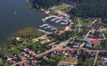 Mazury, jezioro na Mazurach