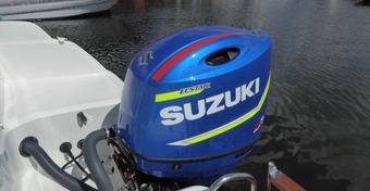 Fotorelacja z testów Suzuki w Mikołajkach