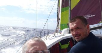 Czy Zbigniew Gutkowski wystartuje w najważniejszych regatach sezonu? Rusza zrzutka na Gutka