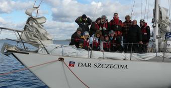 50 lat pod oświatową banderą. Złoty Jubileusz żeglarstwa szkolnego w Świnoujściu