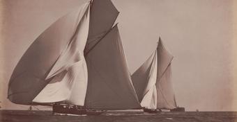 """Wystawa """"Jachting"""" w krakowskim Muzeum Historii Fotografii od 14 lutego do 3 maja"""